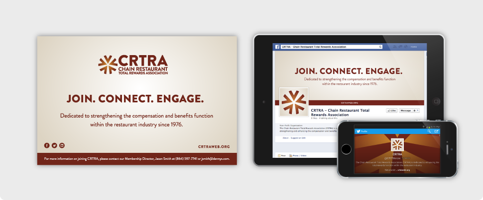 CRTRA - branding and collateral