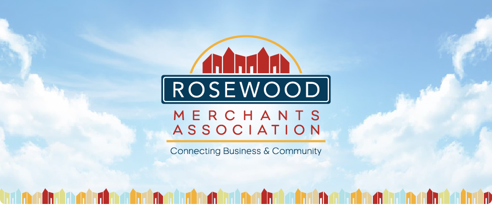 Rosewood Merchants Association - Branding
